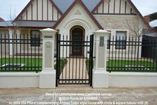 8856 Blog Gate and Fence Designs – Combining Different Materials Together
