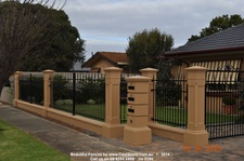 2390 Blog Concrete and Sandstone Letterbox Ideas for Multi-Dwelling Developments